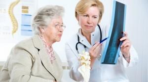 Osteoporozės diagnostika