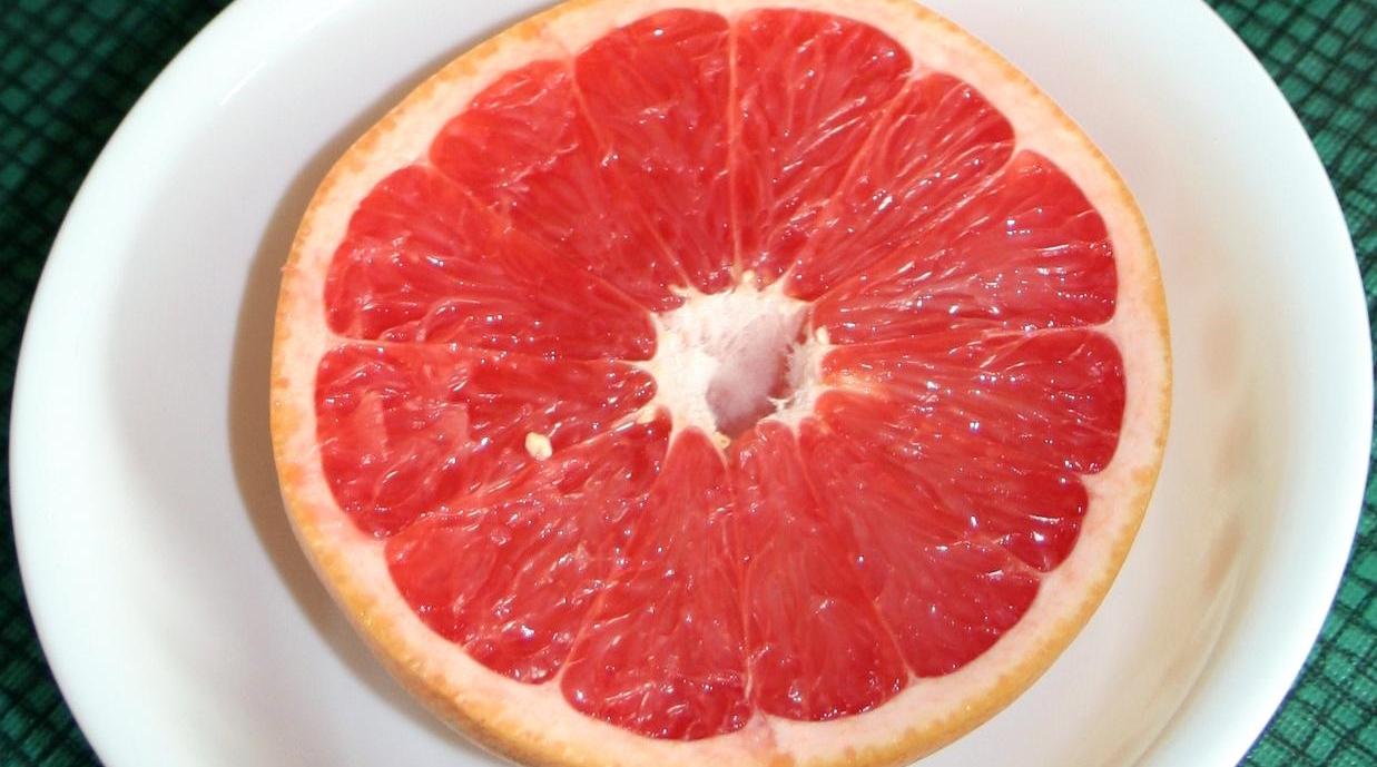 greipfrutų širdies sveikata
