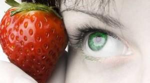Akys ir maistas