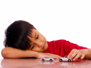 Kelių eismo taisyklės padės apsaugoti vaikus