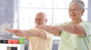Sportas naudingas pagyvenusiems žmonėms