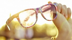 Kaip renkamės akinius