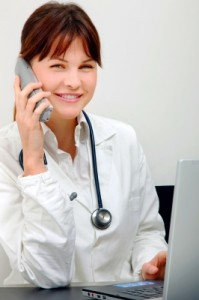 Gydytojo konsultacija internetu