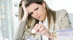 Stresas po švenčių