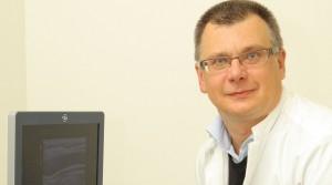 Gydytojas Nerijus Bičkauskas