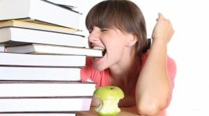 Stresas per egzaminus