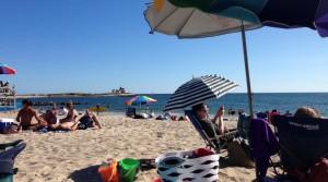 Vasaros pavojai- karštis ir saulės spinduliai