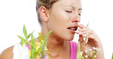Odos alergija – pavojingos net natūralios medžiagos