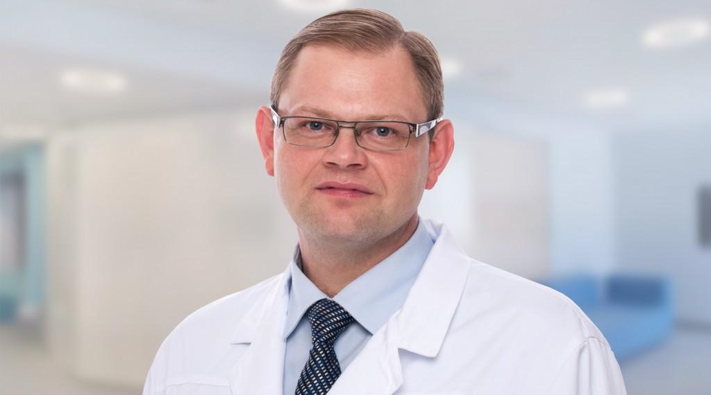 Gydytojas Tomas Balsevičius