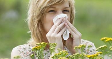 Kaip atskirti alergiją nuo peršalimo?