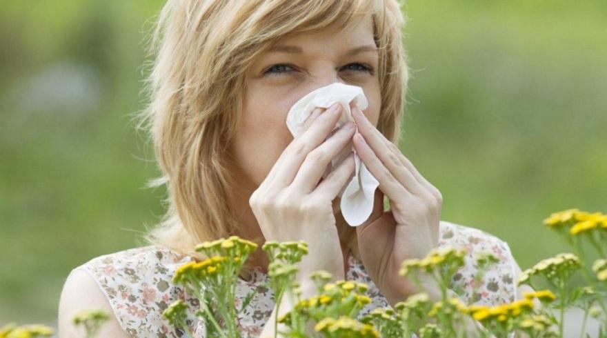 Pavsarinė alergija ar peršalimas