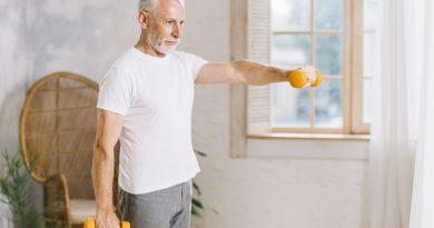 Senėjimą skatinantis senatvinio silpnumo sindromas