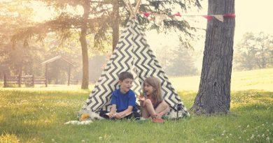 Gudrybės, kurios padės dažniau vaikus išvilioti į kiemą