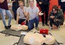 Panaudoti defibriliatorių paprasta kiekvienam